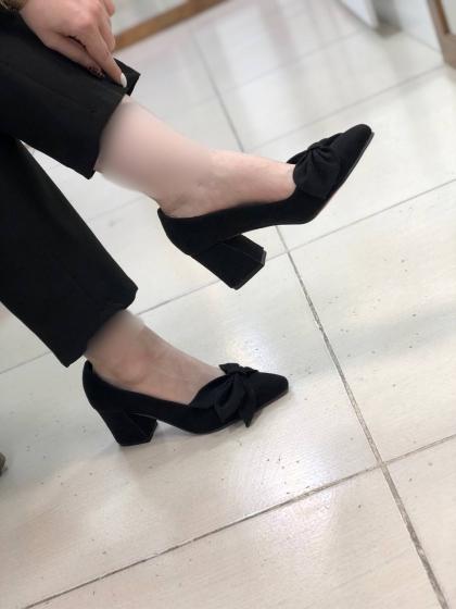 کفش جلو پاپیونی کد0190