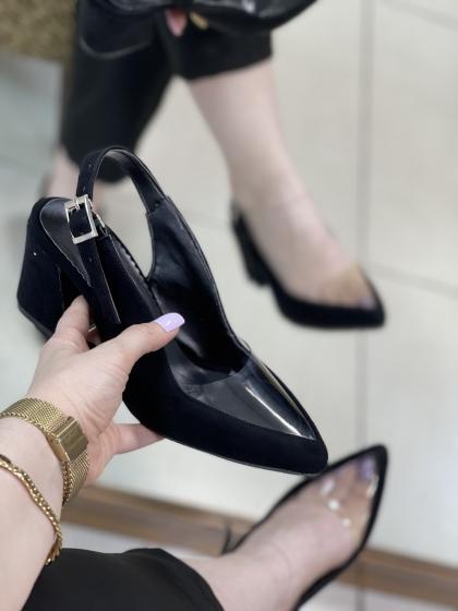 کفش سوییت طلقی کد0200